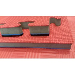 Matracis 25mm Puzzle (Karate, bokss, joga) Pirmā šķira