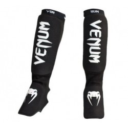 Venum Camo Shin Guards