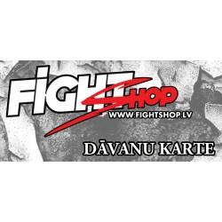 FIGHTSHOP DĀVANU KARTE