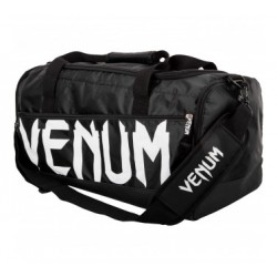 *SAVE* Venum Sparring Sport Bag - Black / White