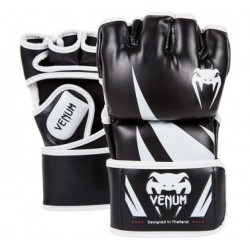 VENUM 20% OFF Challenger MMA Gloves - Black / White