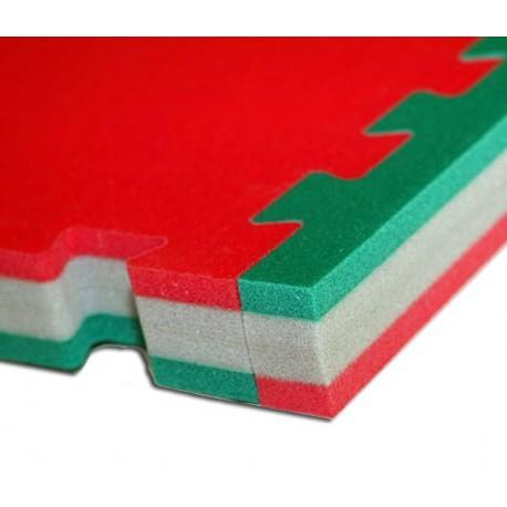 Sertificēts Tatami puzzle matracis - Džudo, BJJ, MMA