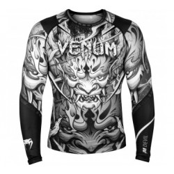 VENUM 20% OFF Devil Rashguard - Black / White