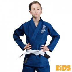 VENUM 20% LĒTĀK Bērnu Brazīļu Džiu Džitsu Kimono ( BJJ GI ) - Tumši Zils