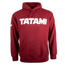 Tatami jaka ar kapuci sarkanā krāsā
