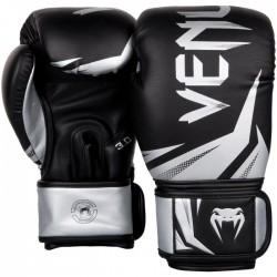 Venum Challenger 3.0 boksa cimdi melns/sudraba