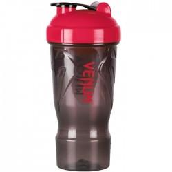 Venum sporta pudele V2 melnā/sarkanā krāsā