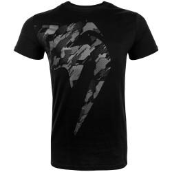 Venum Tecmo Giant T-krekls - melnā/pelēkā krāsā