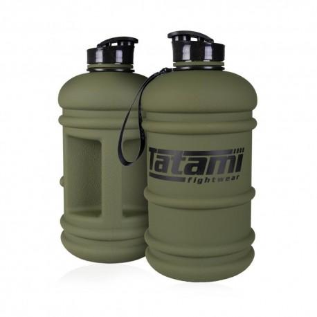 Tatami pudele 2.2L zaļā krāsā