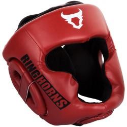 RINGHORNS CHARGER galvas aizsargķivere sarkanā krāsā