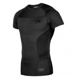 Venum G-Fit kompresijas krekls ar īsām piedurknēm melnā krāsā
