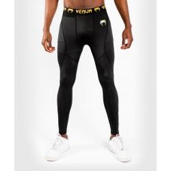 Venum G-Fit kompresijas bikses melnā/zelta krāsā