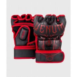 VENUM GLADIATOR 3.0 MMA cimdi melnā sarkanā krāsā