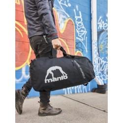 MANTO DEFEND XL sporta soma melnā krāsā
