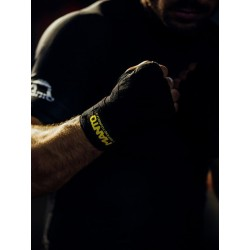 MANTO handwraps DEFEND V2 (4m) black