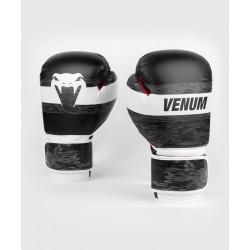 VENUM BANDIT boksa cimdi melnā/pelēkā krāsā