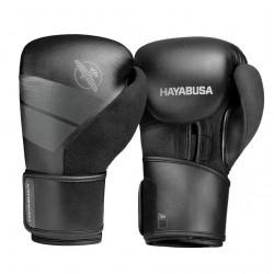 Hayabusa S4 boksa cimdi - Bmelnā krāsā