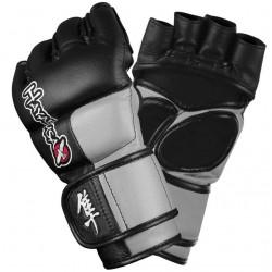 Hayabusa Tokushu 4oz MMA cimdi - melnā krāsā