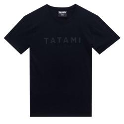 T-krekls Blackout melnā krāsā